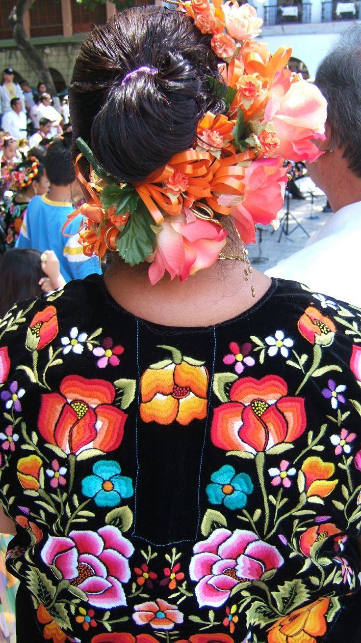 Oaxaca flowers #mexico