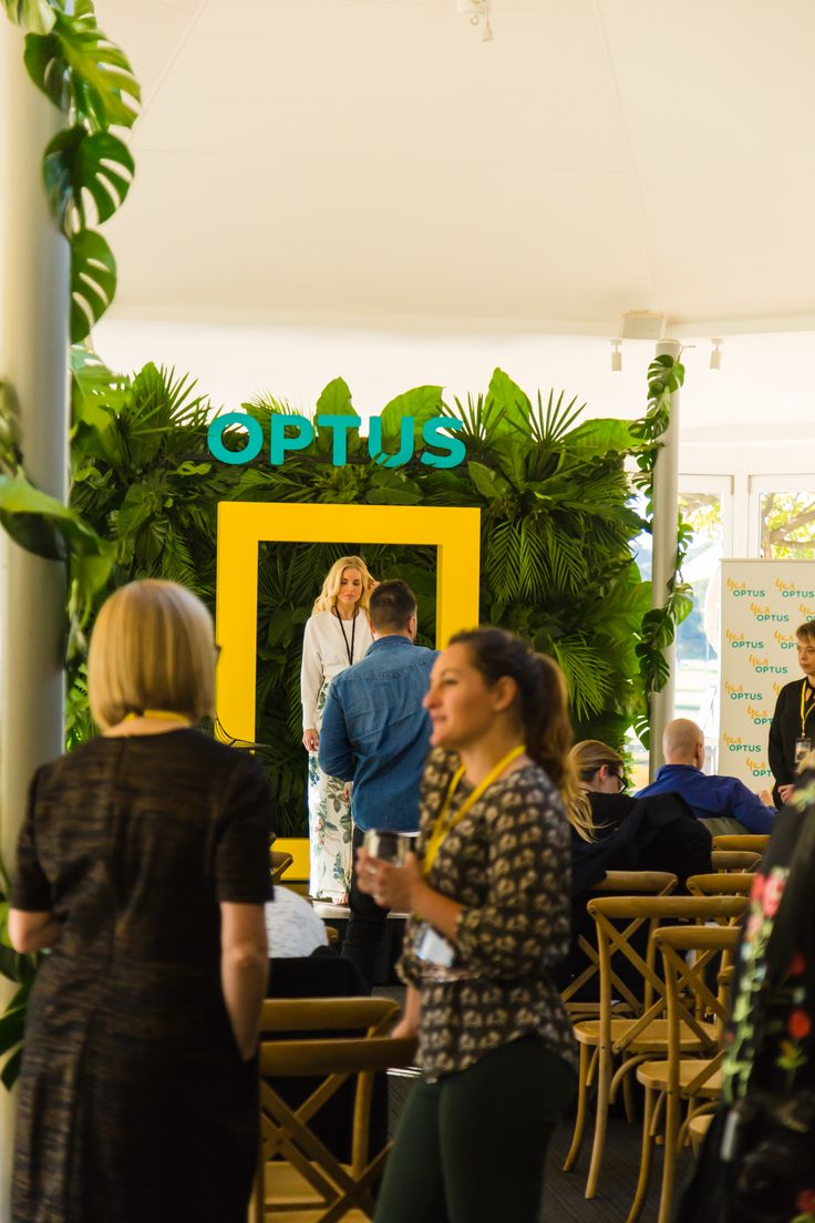Optus x National Geographic // App launch // Florals design by Design 85 // Corporate event // Wisteria Room