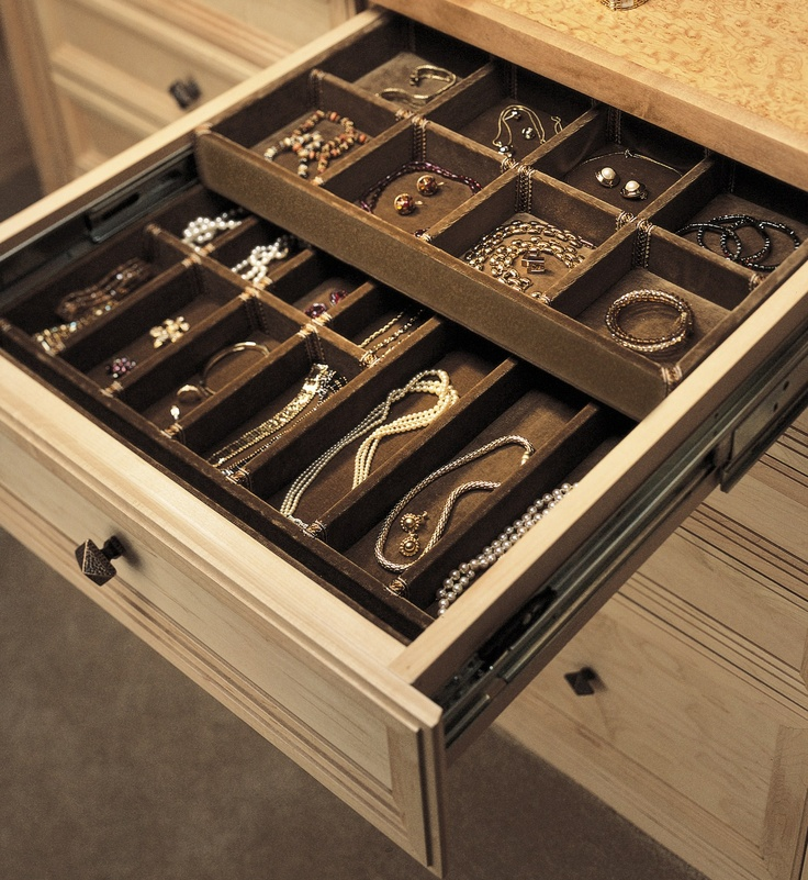 214 best Jewelry Organizers Displays images on Pinterest Jewel