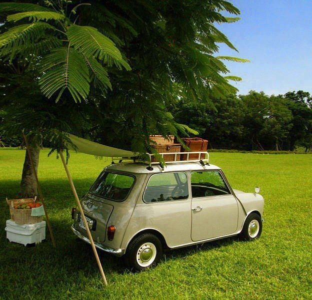 Mini Car Wallpaper: Words Cannot Describe How Much I Want An Old School Mini