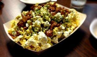 Easy Hurricane Popcorn :: popcorn, furikake (seaweed/salt/sesame seeds ...