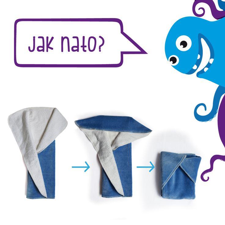 Pleny | Vícevrstvé Origami pleny | Vícevrstvá plena Slečna Jahodová |