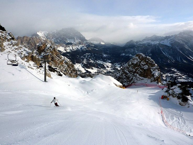 Ski resort Cortina d'Ampezzo - Photos - TopSkiResort.com