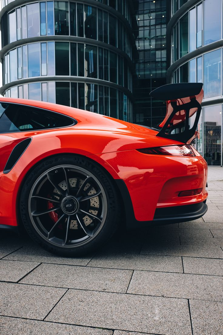 GT3RS…that wing though :D  – Cars