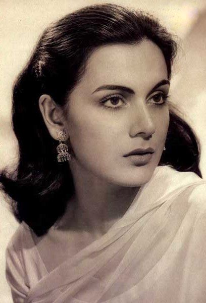 Priya Rajvansh (1937 – 27 March 2000) she was born as Vera Sunder Singh in Shimla. After graduation she joined the prestigious Royal Academy of Dramatic Art (RADA) in London. She was linked to Chetan Anand and only worked in his films. She was murdered on 27 March 2000 three yrs after Chetan Anand's death, in Juhu, Mumbai.