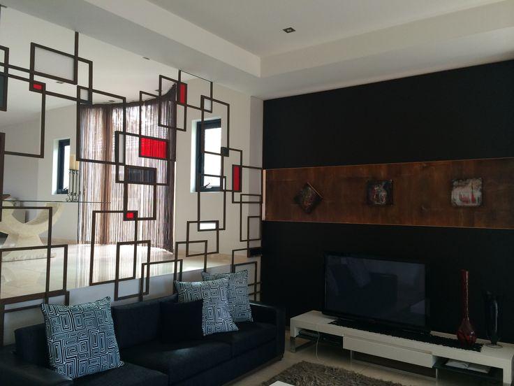 Interior architecture  Wall divider by NTONIO
