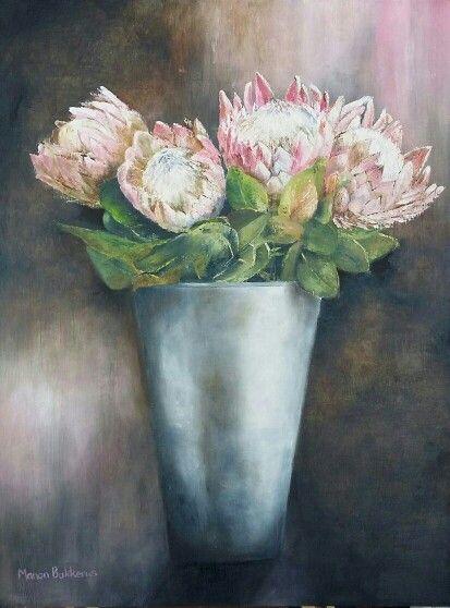 Proteas by Manon Bakkerus