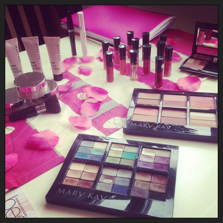 Mary Kay! I love my Mary Kay!  & getting it 1/2 off!  Being an Independent Beauty Consultant has enriched my life! Now, I'm becoming a Sales Director by enriching the lives of others ~Class of 2015!!!! www.marykay.com/dholloway
