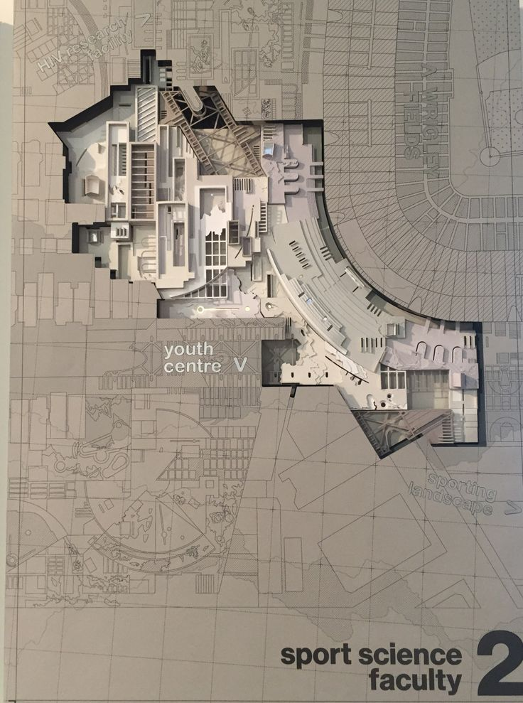 109 best images about architecture models on pinterest for Architectural site plan drawing