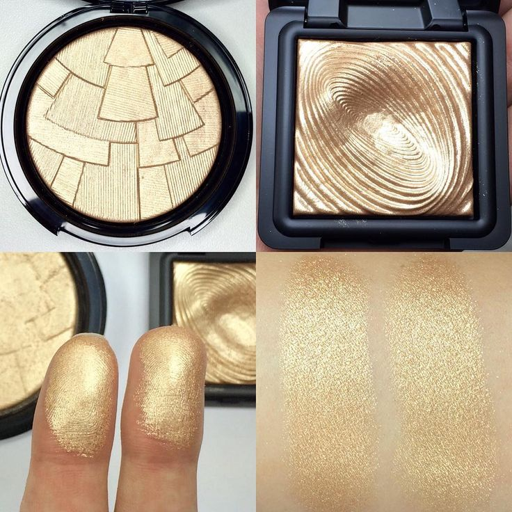 DUPE KIKOs water eyeshadow in 208 is the perfect dupe for Anastasia Beverly Hills illuminator in 'so Hollywood'!  KIKO water eyeshadow £8.90 ABH illuminator £28
