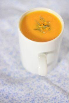 Candy's: Narancsos-rozmaringos sárgarépa-krémleves
