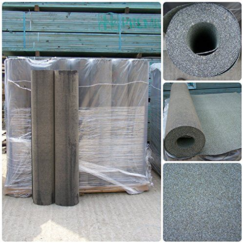 Shed Roofing Felt | Green Mineral | 10m x 1m | Special Offer