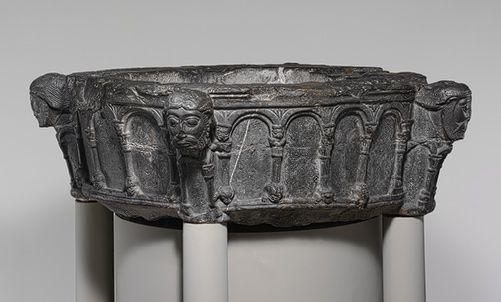 Baptismal Font [South Netherlands] (47.101.21) | Heilbrunn Timeline of Art History | The Metropolitan Museum of Art