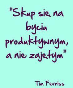 #produktywnosc