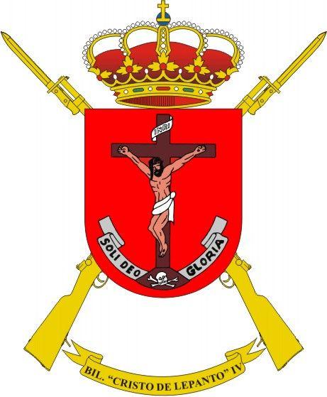 "IV Bandera Legionaria ""Cristo de Lepanto"""