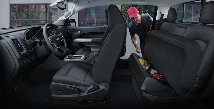 2016 Chevrolet Colorado www.santafechevroletcadillac.com