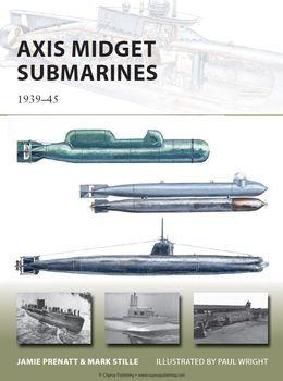 Axis Midget Submarines 1939-1945 (Osprey New Vanguard 212)