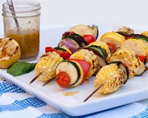 Italian Grilled Vegetable Marinade Healthy, Organic Food from Simply Organic