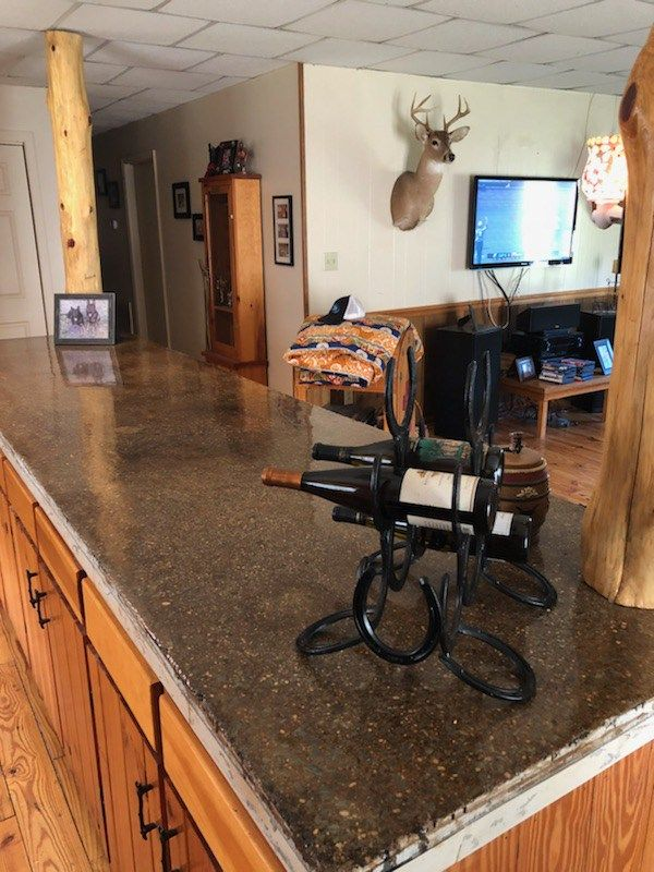 Pin On Direct Colors Do It Yourself Concrete Countertops