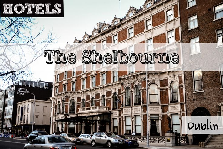 A night in the Shelbourne Hotel, Dublin: http://www.thewholeworldisaplayground.com/shelbourne-hotel-dublin/