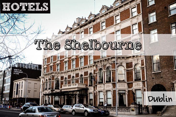 Shelbourne Hotel Dublin ©thewholeworldisaplayground