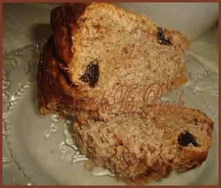 cookthebook: Chocolate bread/Σοκολατόψωμο με δαμάσκηνα (νηστίσιμο)