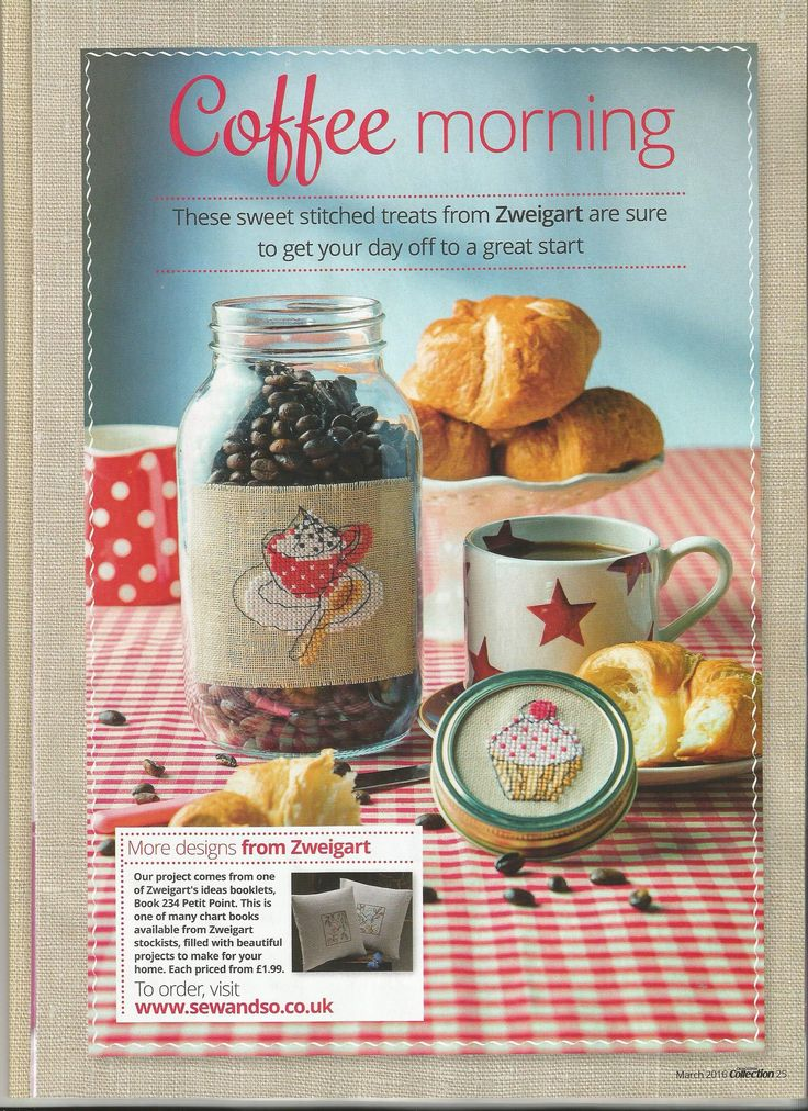 Coffee morning - Zweigart