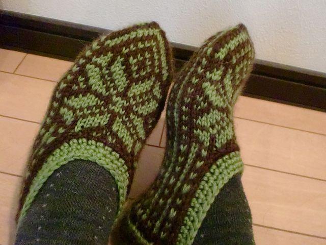 Ravelry: Faroese Footlets pattern by Marilyn van Keppel