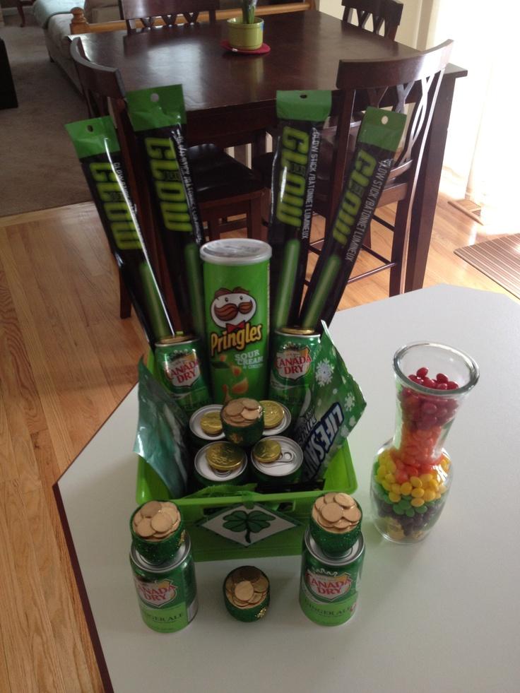 St. Patrick's Day basket!