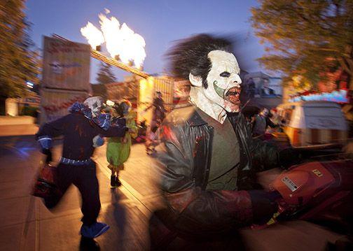 Universal Studios Halloween Horror Nights - Hollywood