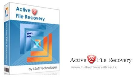 Active@ File Recovery Professional + Corporate