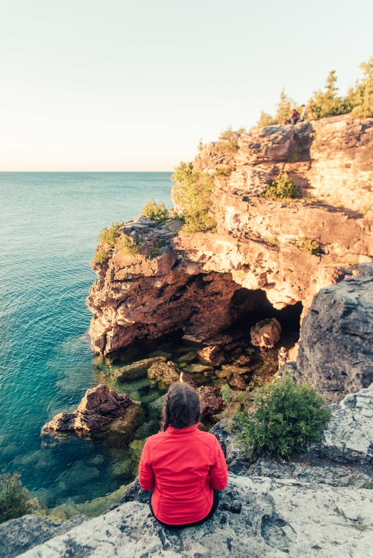 Top 10 Things to Do in Bruce Peninsula, Tobermory Ontario - Indian Head and the Grotto