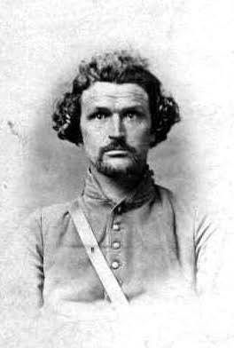 Miles B. Hunt, 2nd Michigan Cav, fought at Franklin and survived.