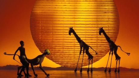 Lion King Musical London Tickets