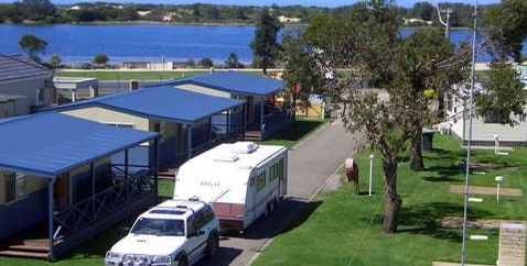 BIG4 Waters Edge Holiday Park, Lakes Entrance, VIC -  Holiday Accommodation, BIG4 Holiday Parks