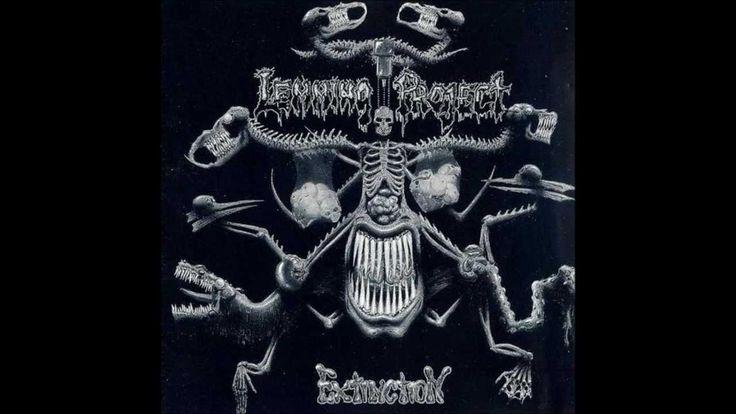 LEMMING PROJECT - Extinction ◾ (album 1991, German death metal)