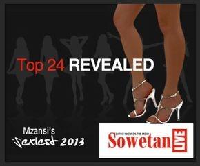 Mzansi's Sexiest Top 24 revealed - 2013 - Sowetan LIVE