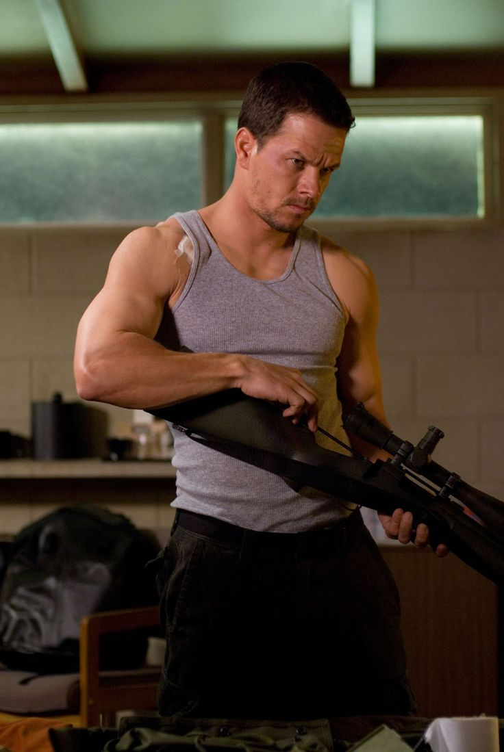 Mark Wahlberg The SHooter YUM