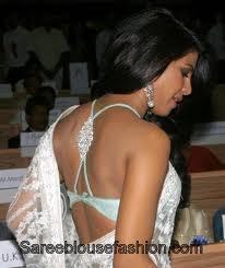 t-strap blouse