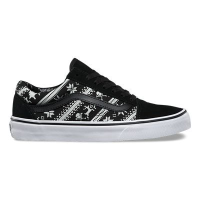 Shop Fair Isle Old Skool Shoes today at Vans. The official Vans online store. Free delivery & free returns.