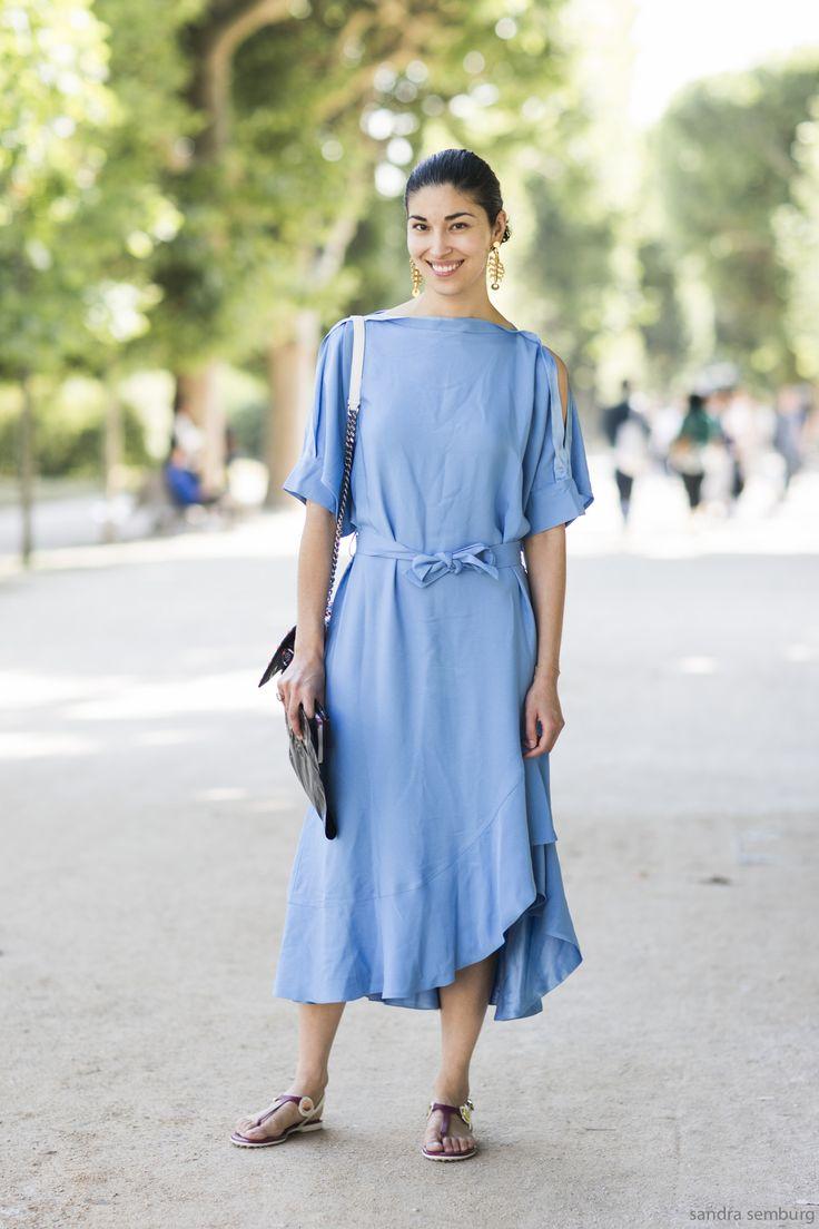 Summer dresses, Caroline Issa