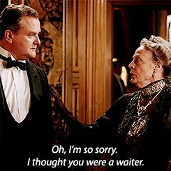 Pin for Later: You Don't Have to Be a Downton Abbey Fan to Love These Sassy Lady Violet Lines When she throws shade at Lord Grantham.