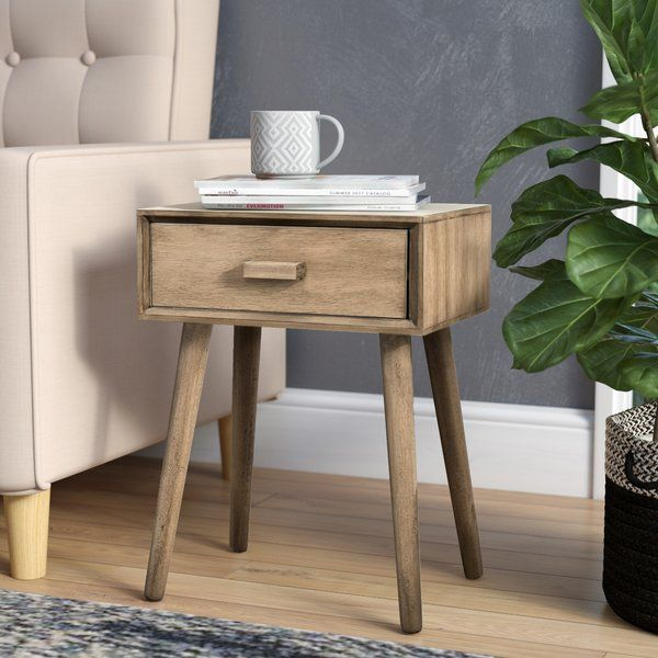 Orion End Table With Storage With Images End Tables With