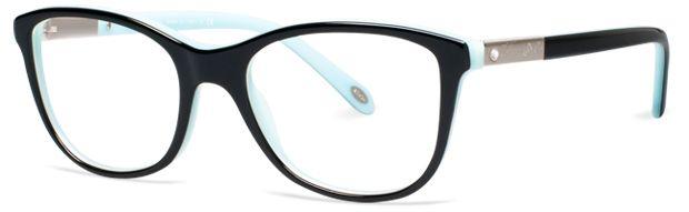 Tiffany blue glasses
