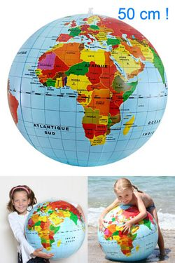 Giant Inflatable Globe