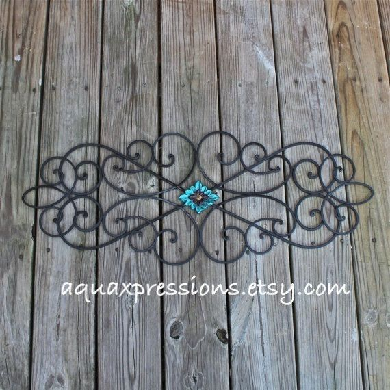87 Best Metal Wall Art Images On Pinterest | Wrought Iron, Iron