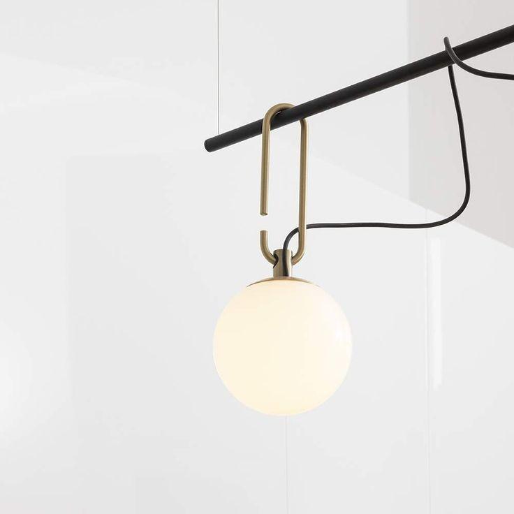 Artemide Nh S3 2 Arms Pendelleuchte In 2020 Design Leuchten Pendelleuchte Lichtquelle