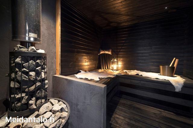 Sauna piharakennukseen | Meidän Talo