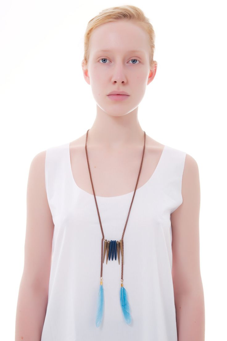 NUN LONG NECKLACE from Ozon Boutique