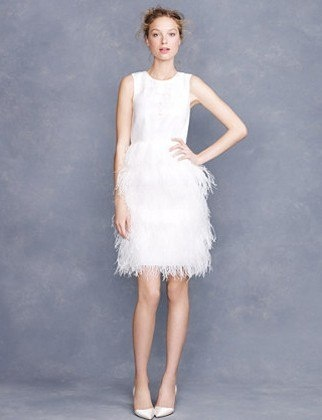 After the Party, there's the After Party: Six Short and Chic White Dresses http://lcky.mg/Mrj6FV